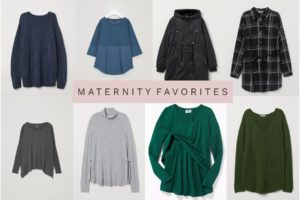 Our Winter Maternity Faves (for the Most Stylish and Comfy 9 Months)