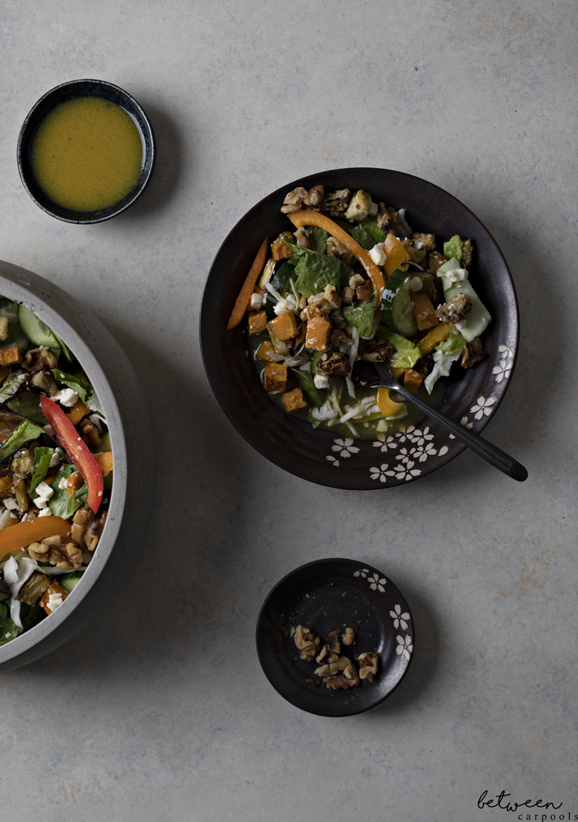 We've Got *That* Great Roasted Veggie Salad That'll Be the First to Go