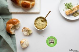 In Honor of Shabbos: Yussi Weisz's Roasted Jalapeno Dip