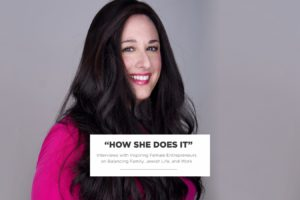 How She Does It: Between Carpools Chats with Mica Soffer, Publisher of COLLive.com