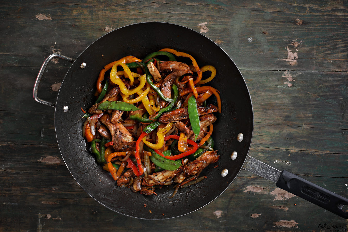 Dinner Express: Chicken Teriyaki Stir-Fry. No time to cook tonight? Make this (almost) completely effortless chicken stir-fry in minutes