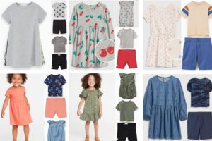 coordinating childrens clothing