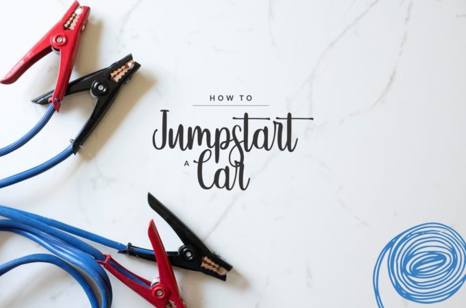 Jump Starting A Car: There's Nothing To Be Afraid Of. Girls can do it too.