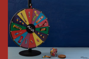 Why You Should Play Spin-the-Wheel This Purim
