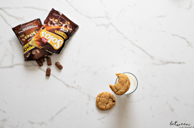 Get Out the Mixer and Make These Candy Bar Cookies Now! We wouldn't make you take out the mixer for just any old cookies. For these candy bar cookies? Most definitely.