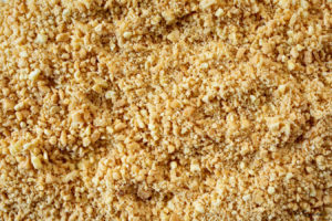 How to Get the Perfect Pesach Crumb (with Less Work!). For years I made the crumbs from scratch. Now I'm one step closer.