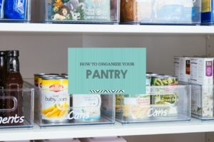 How to Be the Woman with the Perfect Pantry and Peace of Mind