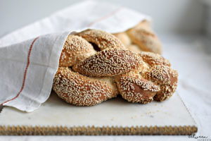 This Is Not Your Typical Sesame Challah.