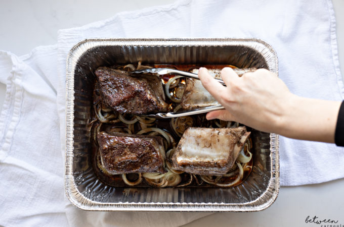 Breaking Out the Ribs This Yom Tov? Make These English Ribs