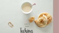 how to make techina
