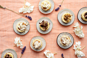 How to Make Cute Mini Cheesecakes Like the Pros