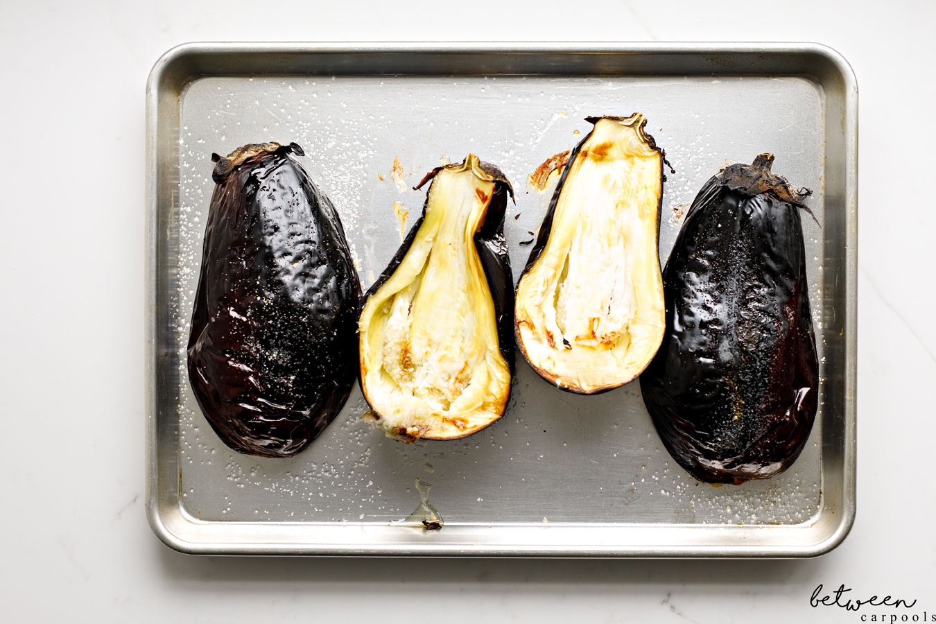 The Best Way to Roast an Eggplant. Want an eggplant with a soft, silky, tender flesh and smoky charred skin? Here's how to achieve it.
