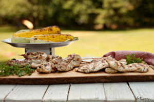 Finally – Really, Really Good Zesty Herbed Grilled Chicken