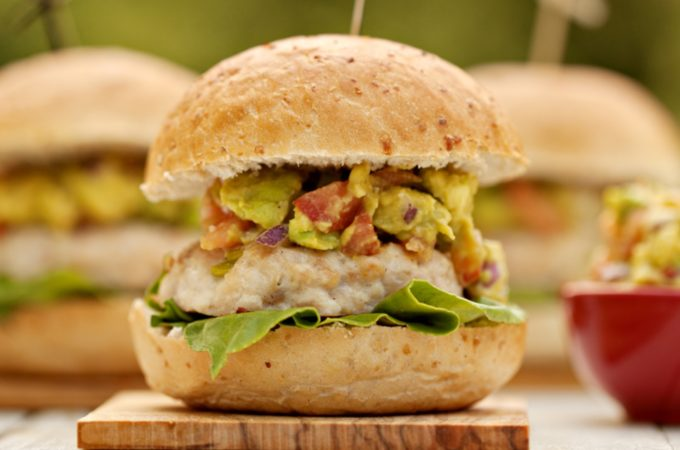 The Secret to a Juicy Grilled Chicken Burger (This One Won't Come Out Dry!)