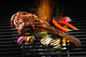 How to Grill a Perfect Rib Steak
