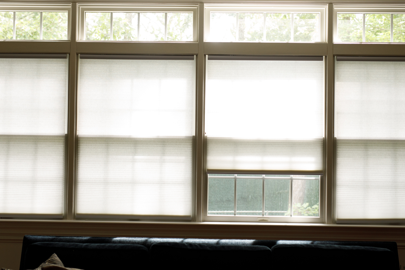 How to Get Beautiful Window Shades on a Budget. Are your windows still covered by paper shades? Is budget standing in the way of a permanent solution? That was me too...until I discovered these.