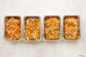 Fancy Rice: The Side Dish You Need To Prepare Today for Yom Tov