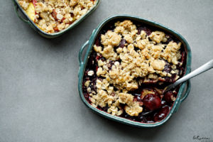 Ripe Fruit in the Produce Drawer? Make This Fruit Crisp