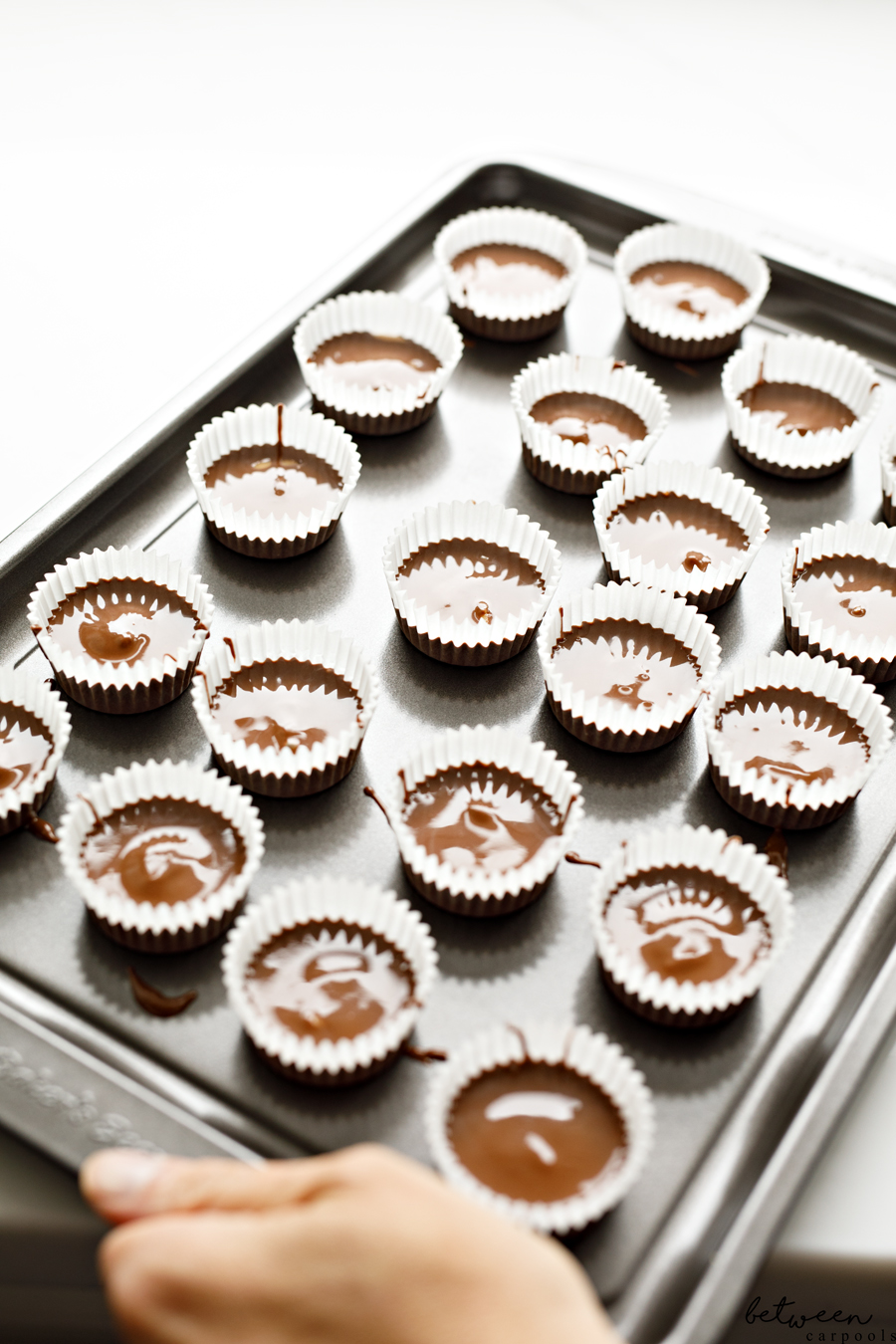 This is the Best Peanut Butter Cup Recipe on the Whole Internet. What's even more incredible is that these peanut butter cups are pareve (non-dairy; vegan).