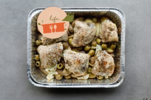 The 9 x 13 Life: Chicken with Olives and Potatoes
