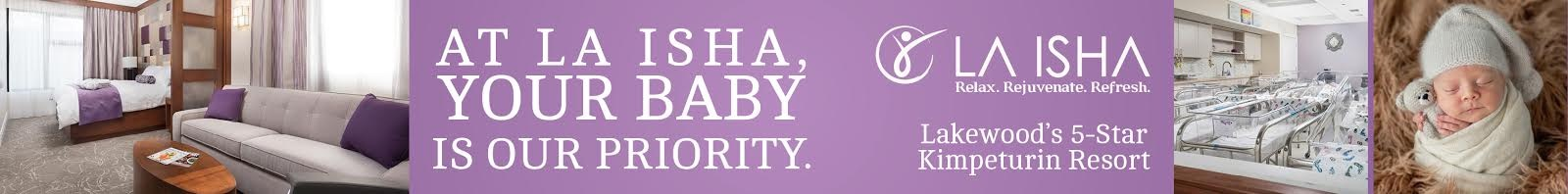 Having a Baby? This is Why You Deserve a La Isha Vacation
