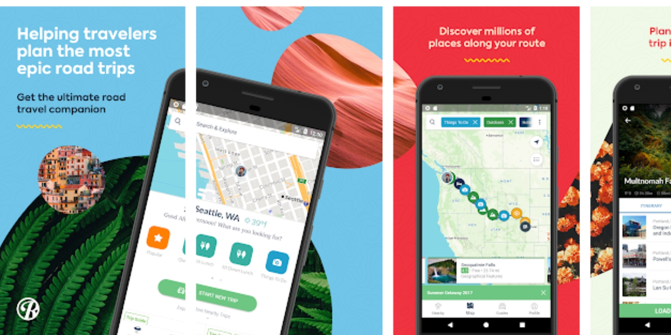 Roadtrippers Plan Your Journey Find Amazing Places And Take >> Top 7 Apps For A Great Summer Road Trip Between Carpools