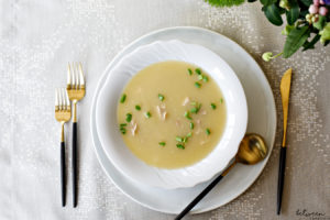 Time to Stock the Freezer with…This Cream of Chicken Soup