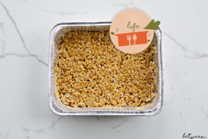 The 9×13 Life: Make Peanut Chews in the Oven – No Pot Required!