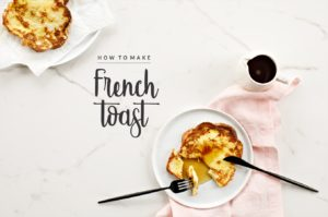 Basics: How To Make French Toast.