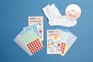 New Product Launch! Banish Laundry Confusion with Our Clothing Dots
