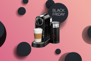 Black Friday is the Best Day to Get a Nespresso Machine (+ Our Picks)