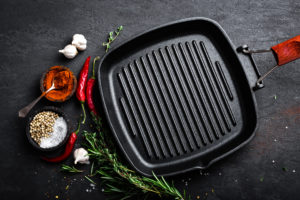 Did You Know It's Healthier to Cook Using a Grill Pan?