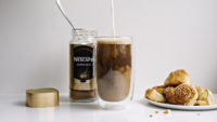 instant nescafe espresso coffee for shabbos