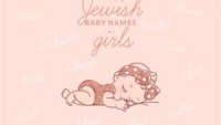 The Jewish Baby Name List for Girls