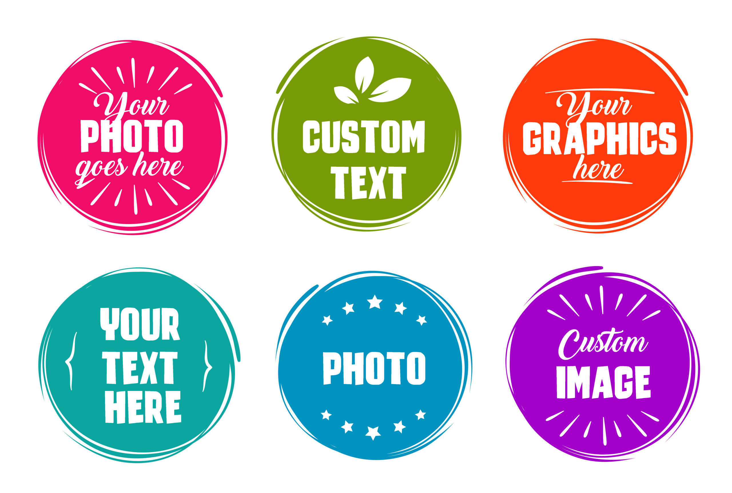 custom stickers amazon
