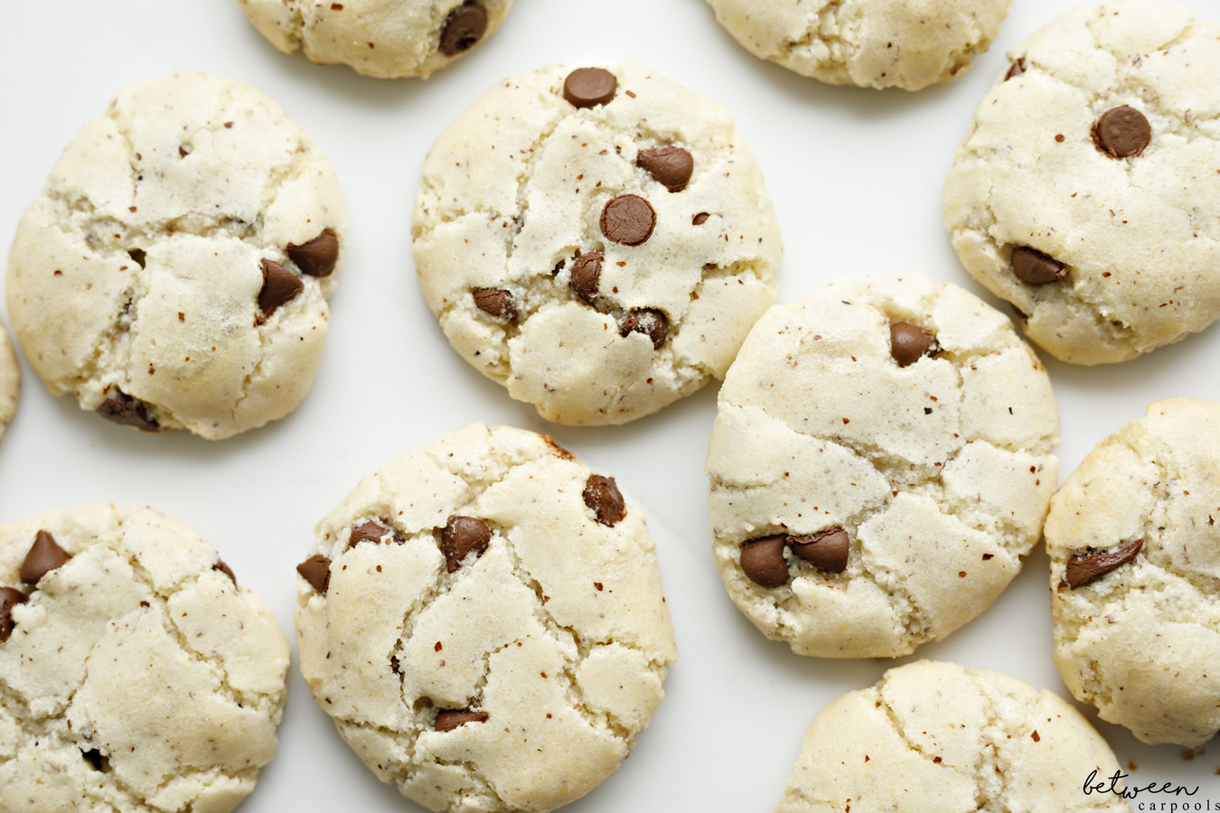 pesach chocolate chip cookies