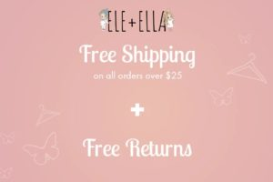 Exclusive for BCP Readers: 15% Off at Ele & Ella. One Week Only!