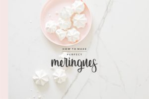 Basics: How to Make Perfect Meringues