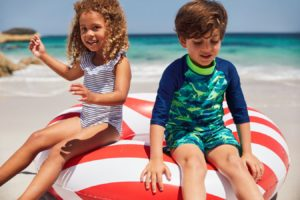 Our Top Cutest H&M Swim Picks for Kids