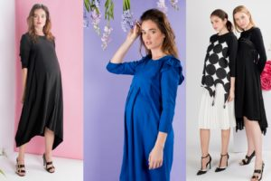 Our Favorite 7 Shabbos Maternity Dresses from Dimensions