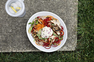 Shalosh Seudos or Poolside Lunch? The Perfect Tuna Salad for Any Summer Meal