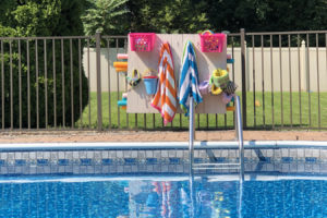 DIY: How to Create a Pool Organizer for Under $20