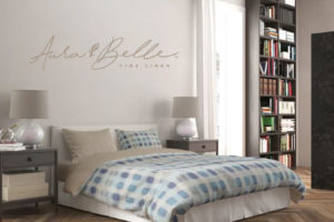 We Love the New Styles At Aura & Belle Linens