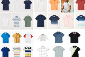 The Best Basics for Boys: Polos, Chinos, Button-downs and Athletic Wear