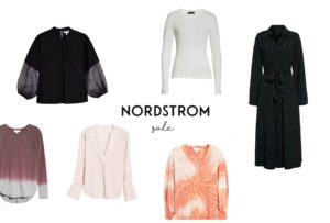 14 Cute Summer Tops from The Nordstrom Clearance Sale