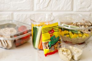 To-Go Lunch and Snack Ideas