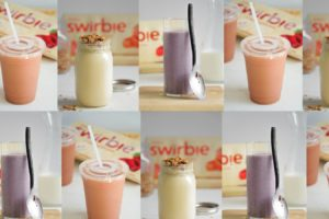 Our Top 3 Swirbie Smoothie Combinations