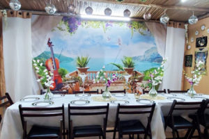 This is the Easiest Way to Have the Most Gorgeous Sukkah