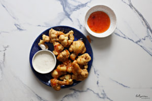 Who Needs Fries When There's Fried Cauliflower (Even Better!)