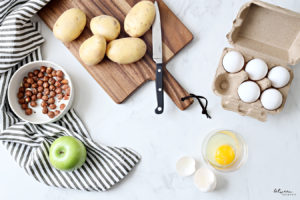 non processed ingredients for pesach recipes